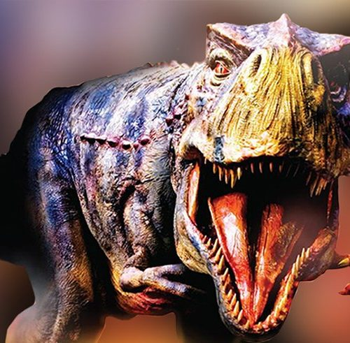 Séta a dinoszauruszokkal
