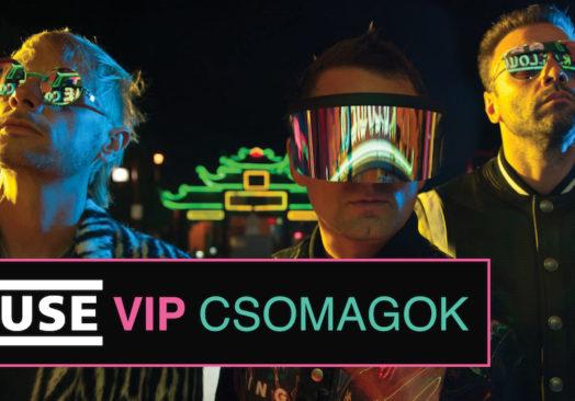 Muse VIP csomag